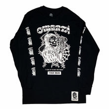 Load image into Gallery viewer, OMERTÀ HALLOWEEN L/S BLACK