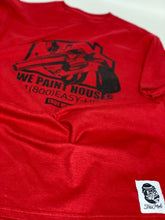Load image into Gallery viewer, WPH TEE RED