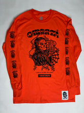Load image into Gallery viewer, OMERTÀ HALLOWEEN L/S ORANGE