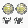 LED Round Spot Light Pair 5 Inch 127mm Diameter 36w G05-002-019