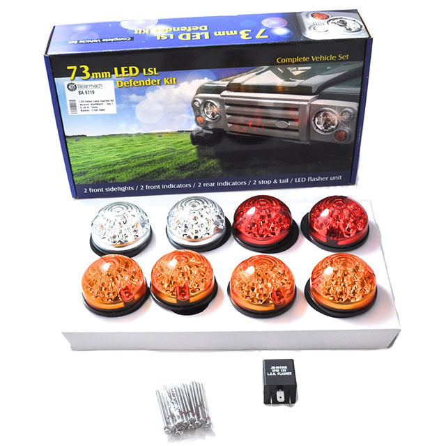 G05-009-058 Defender LED Coloured Upgrade Kit