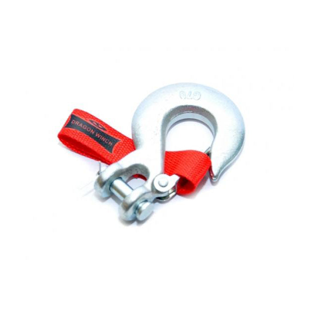 6000-14000 lbs 3/8 Rope Hook for Dragon Winch G21-002-006