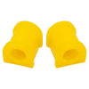 GBR-RBX101240YELLOW  Poly Bush Kit - Front Anti Roll Bar Bush Set - Freelander 1