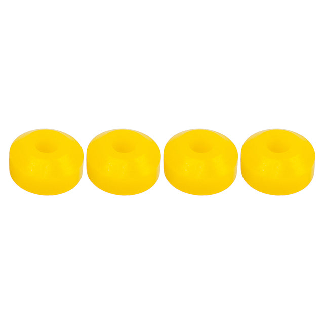 GBR-RNF100090YELLOW  Poly Bush Kit - Rear Shock Absorber Lower Bush Set