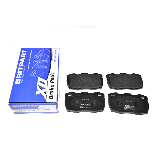GBR-STC2952  BRAKE PAD SET FRONT