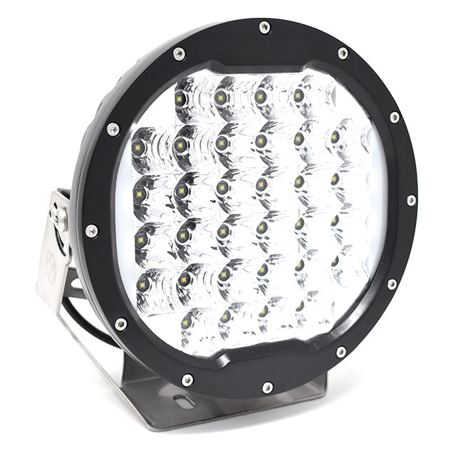 "AURORA 7"" Round Driving Light 160W with Backlight - Combo GGR-00100"