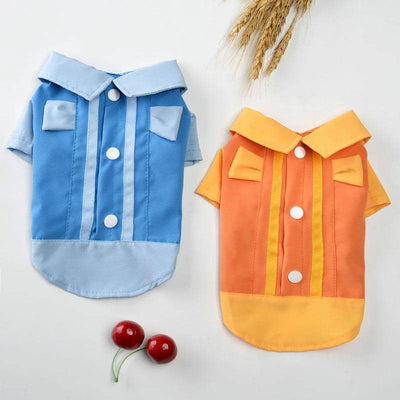 Dog Bowling Shirt | Small to Medium Dog Fashion Clothing | BowWow shop Online