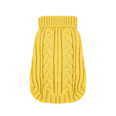 Cable Knit Sweater for dogs, dog clothes, small dog clothes, dogs clothing, dog clothes female, dogs clothes boy, Dogs Clothes For Small To Medium Dog, BigEye, BowWow Shop - Top Dog Clothing Store