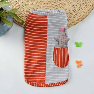 Cactus Tank for dogs, dog clothes, small dog clothes, dogs clothing, dog clothes female, dogs clothes boy, Dogs Clothes For Small To Medium Dog, BigEye, BowWow Shop - Top Dog Clothing Store