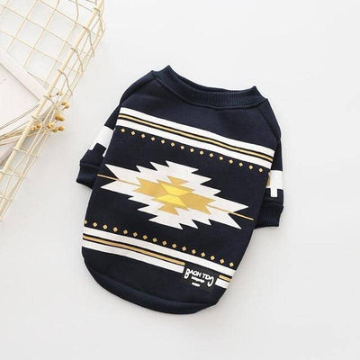 Chic Pattern Sweatshirt for dogs, dog clothes, dogs clothes, dog clothing, small dog clothes, dogs clothing, dog clothes female, dogs clothes boy, Dogs Clothes For Small To Medium Dog, HptYfd, BowWow Shop - Top Dog Outfits Store