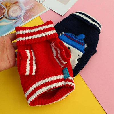 Chrissy Cool Sweater for dogs, dog clothes, dogs clothes, dog clothing, small dog clothes, dogs clothing, dog clothes female, dogs clothes boy, Dogs Clothes For Small To Medium Dog, Petcircle, BowWow Shop - Top Dog Outfits Store
