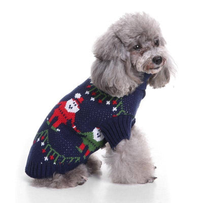 Christmas Sweater for dogs, dog clothes, dogs clothes, dog clothing, small dog clothes, dogs clothing, dog clothes female, dogs clothes boy, Dogs Clothes For Small To Medium Dog, Cats&Dogs, BowWow Shop - Top Dog Outfits Store