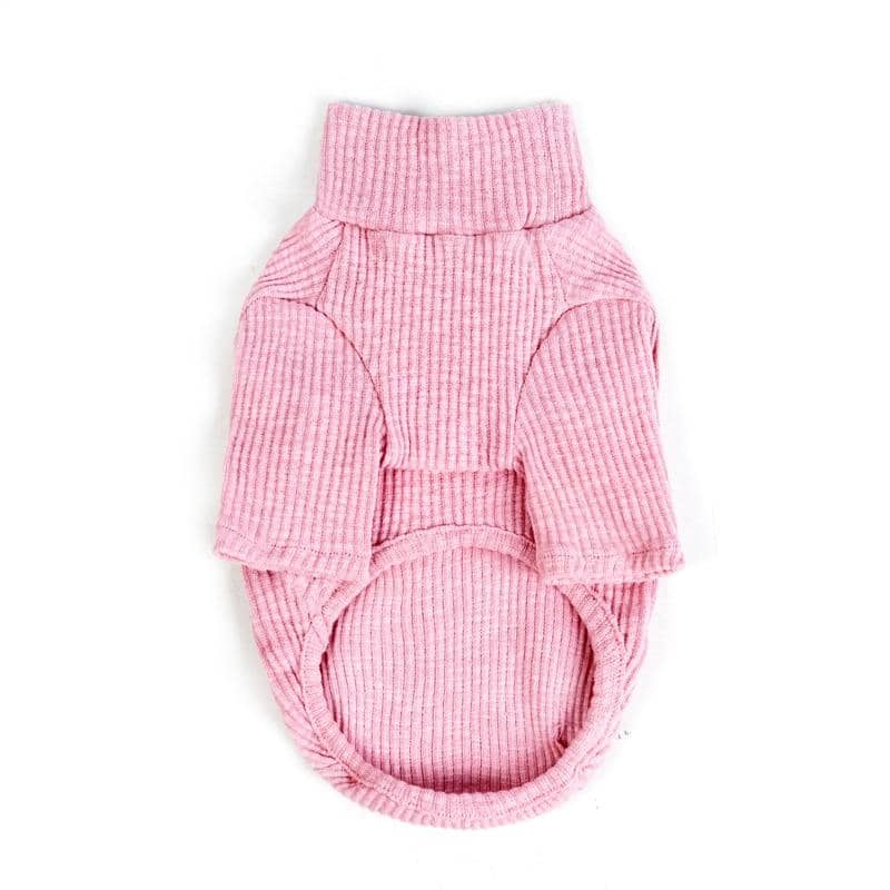 Classic Knit Turtleneck Sweater for dogs, dog clothes, dogs clothes, dog clothing, small dog clothes, dogs clothing, dog clothes female, dogs clothes boy, Dogs Clothes For Small To Medium Dog, Liz's Wonderland, BowWow Shop - Top Dog Outfits Store