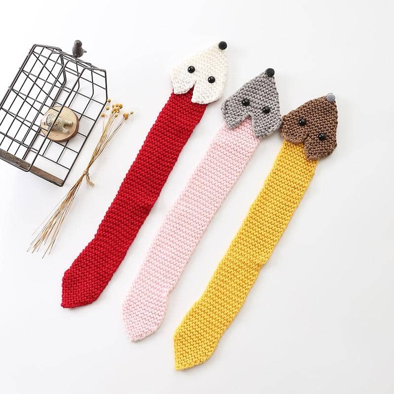 Dog Cute Fox Scarf | Small to Medium Dog Fashion Clothing | BowWow shop Online