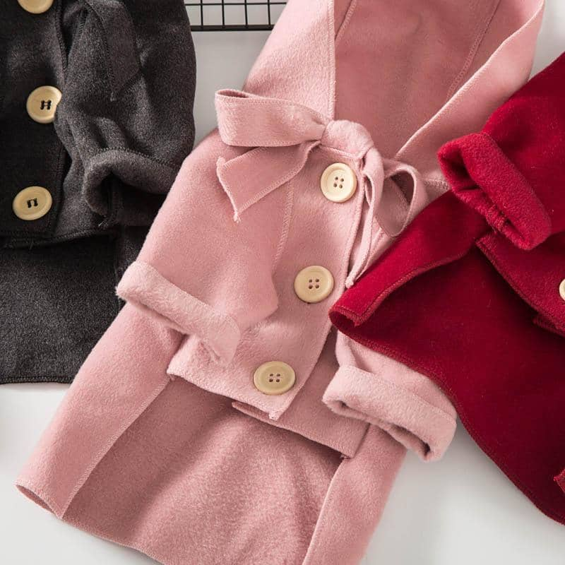 Duffle Coat for dogs, dog clothes, dogs clothes, dog clothing, small dog clothes, dogs clothing, dog clothes female, dogs clothes boy, Dogs Clothes For Small To Medium Dog, PetMundo, BowWow Shop - Top Dog Outfits Store