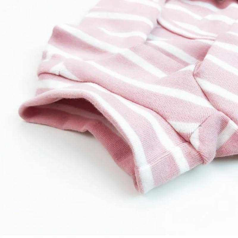 Dog Easy Striped Jumpsuit | Small to Medium Dog Fashion Clothing | BowWow shop Online