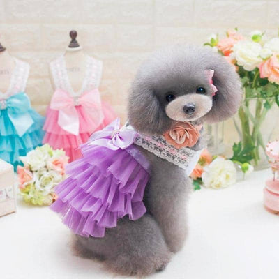 Fairy Tutu for dogs, dog clothes, small dog clothes, dogs clothing, dog clothes female, dogs clothes boy, Dogs Clothes For Small To Medium Dog, Huan Yin, BowWow Shop - Top Dog Clothing Store