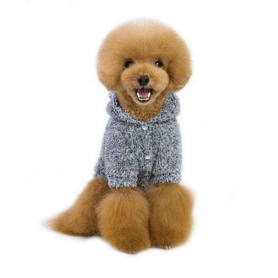 Fluffy Koala Hoodie for dogs, dog clothes, dogs clothes, dog clothing, small dog clothes, dogs clothing, dog clothes female, dogs clothes boy, Dogs Clothes For Small To Medium Dog, H-World, BowWow Shop - Top Dog Outfits Store