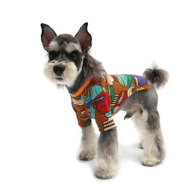 Grinners T-shirt for dogs, dog clothes, small dog clothes, dogs clothing, dog clothes female, dogs clothes boy, Dogs Clothes For Small To Medium Dog, IPet, BowWow Shop - Top Dog Clothing Store