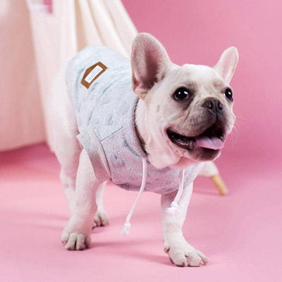 Heart Muscle Dog Hoodie for dogs, dog clothes, dogs clothes, dog clothing, small dog clothes, dogs clothing, dog clothes female, dogs clothes boy, Dogs Clothes For Small To Medium Dog, Wang, BowWow Shop - Top Dog Outfits Store