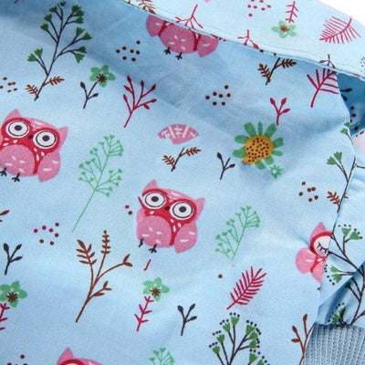 Hooting Owl Shirt for dogs, dog clothes, dogs clothes, dog clothing, small dog clothes, dogs clothing, dog clothes female, dogs clothes boy, Dogs Clothes For Small To Medium Dog, Taonmeisu, BowWow Shop - Top Dog Outfits Store