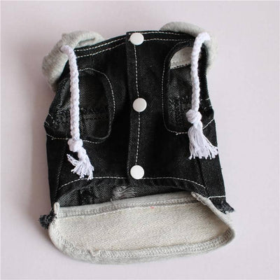 Light Distressed Hoodie for dogs, dog clothes, dogs clothes, dog clothing, small dog clothes, dogs clothing, dog clothes female, dogs clothes boy, Dogs Clothes For Small To Medium Dog, WindR, BowWow Shop - Top Dog Outfits Store