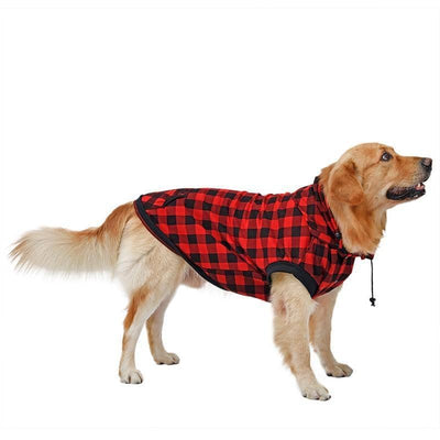 Maxi Light Lumber Jacket for dogs, dog clothes, small dog clothes, dogs clothing, dog clothes female, dogs clothes boy, Dogs Clothes For Small To Medium Dog, PlayPetty, BowWow Shop - Top Dog Clothing Store