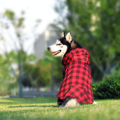 Maxi Thick Lumber Jacket for dogs, dog clothes, small dog clothes, dogs clothing, dog clothes female, dogs clothes boy, Dogs Clothes For Small To Medium Dog, PlayPetty, BowWow Shop - Top Dog Clothing Store