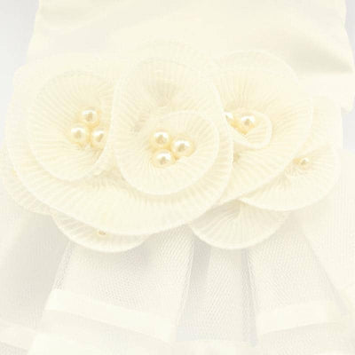 Pearl Wedding Dress for dogs, dog clothes, dogs clothes, dog clothing, small dog clothes, dogs clothing, dog clothes female, dogs clothes boy, Dogs Clothes For Small To Medium Dog, Armi, BowWow Shop - Top Dog Outfits Store