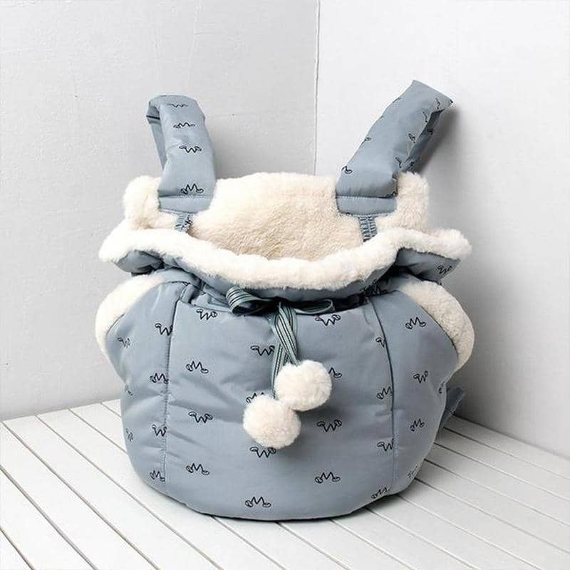 Plush Pup Carry Bag for dogs, dog clothes, dogs clothes, dog clothing, small dog clothes, dogs clothing, dog clothes female, dogs clothes boy, Dogs Clothes For Small To Medium Dog, HobbyLane, BowWow Shop - Top Dog Outfits Store
