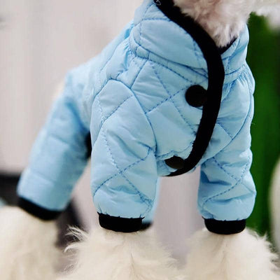 Quilted Chic Onesie for dogs, dog clothes, dogs clothes, dog clothing, small dog clothes, dogs clothing, dog clothes female, dogs clothes boy, Dogs Clothes For Small To Medium Dog, WindR, BowWow Shop - Top Dog Outfits Store