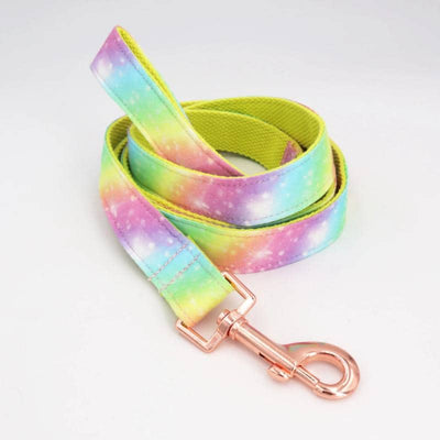 Rainbow Sparkles Bow-Tie Collar for dogs, dog clothes, dogs clothes, dog clothing, small dog clothes, dogs clothing, dog clothes female, dogs clothes boy, Dogs Clothes For Small To Medium Dog, Free Sunday, BowWow Shop - Top Dog Outfits Store