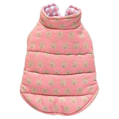 Dog Reversible Quilted Vest Jacket | Small to Medium Dog Fashion Clothing | BowWow shop Online