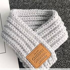 Staple Cool Knit Scarf for dogs, dog clothes, dogs clothes, dog clothing, small dog clothes, dogs clothing, dog clothes female, dogs clothes boy, Dogs Clothes For Small To Medium Dog, Liz's Wonderland, BowWow Shop - Top Dog Outfits Store