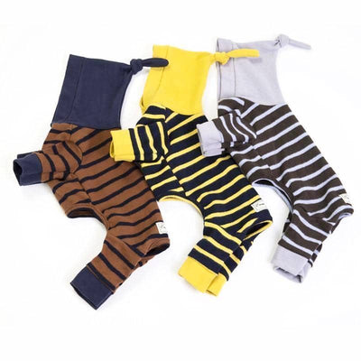 Striped Hooded Jumpsuit for dogs, dog clothes, dogs clothes, dog clothing, small dog clothes, dogs clothing, dog clothes female, dogs clothes boy, Dogs Clothes For Small To Medium Dog, Liz's Wonderland, BowWow Shop - Top Dog Outfits Store