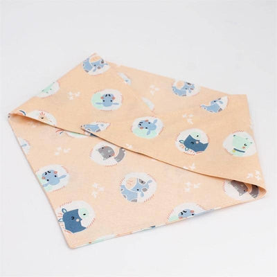 Dog Summer Bandana Set | Small to Medium Dog Fashion Clothing | BowWow shop Online