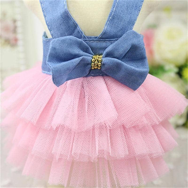 Triple Layer Tutu for dogs, dog clothes, dogs clothes, dog clothing, small dog clothes, dogs clothing, dog clothes female, dogs clothes boy, Dogs Clothes For Small To Medium Dog, BornBeauty, BowWow Shop - Top Dog Outfits Store