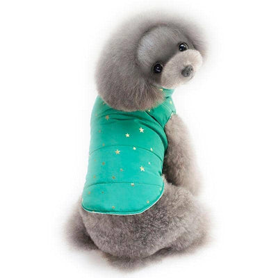 Twinkle Star Vest Jacket for dogs, dog clothes, dogs clothes, dog clothing, small dog clothes, dogs clothing, dog clothes female, dogs clothes boy, Dogs Clothes For Small To Medium Dog, ePet, BowWow Shop - Top Dog Outfits Store