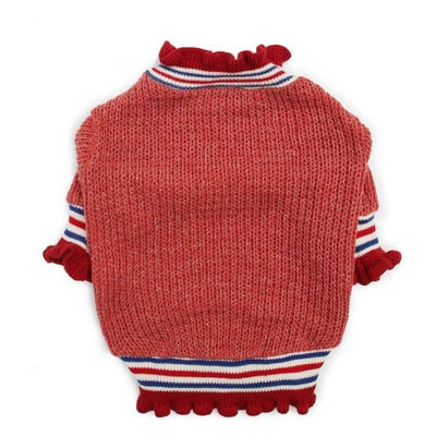 Vintage Bella Sweater for dogs, dog clothes, dogs clothes, dog clothing, small dog clothes, dogs clothing, dog clothes female, dogs clothes boy, Dogs Clothes For Small To Medium Dog, Liz's Wonderland, BowWow Shop - Top Dog Outfits Store