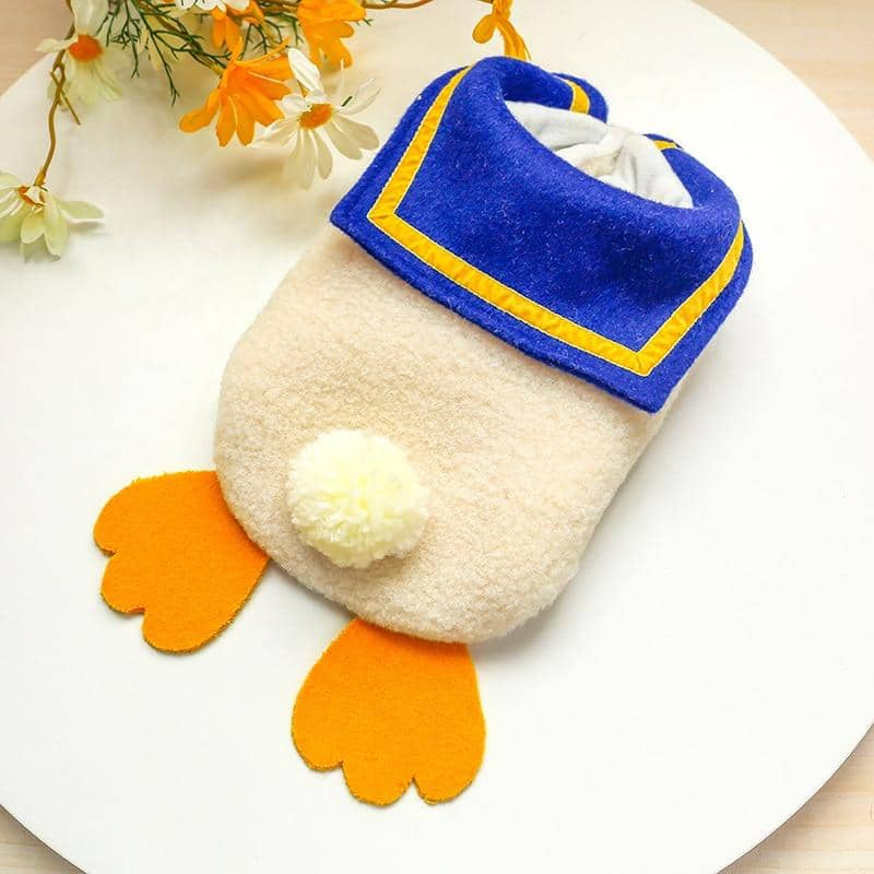 Sailor Duck Coat for dogs, dog clothes, dogs clothes, dog clothing, small dog clothes, dogs clothing, dog clothes female, dogs clothes boy, Dogs Clothes For Small To Medium Dog, BowWow Shop, BowWow Shop - Top Dog Outfits Store