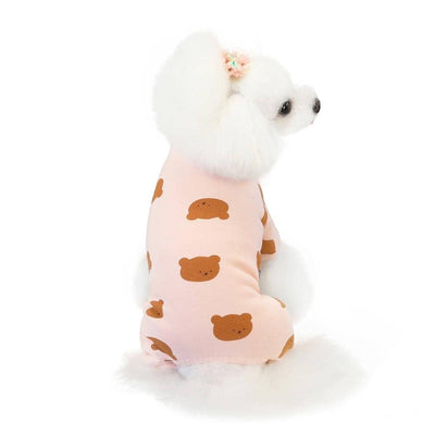 Beary Nice Onesie for dogs, dog clothes, dogs clothes, dog clothing, small dog clothes, dogs clothing, dog clothes female, dogs clothes boy, Dogs Clothes For Small To Medium Dog, SKS, BowWow Shop - Top Dog Outfits Store