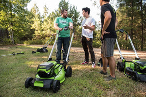 The Technical Side of Greenworks