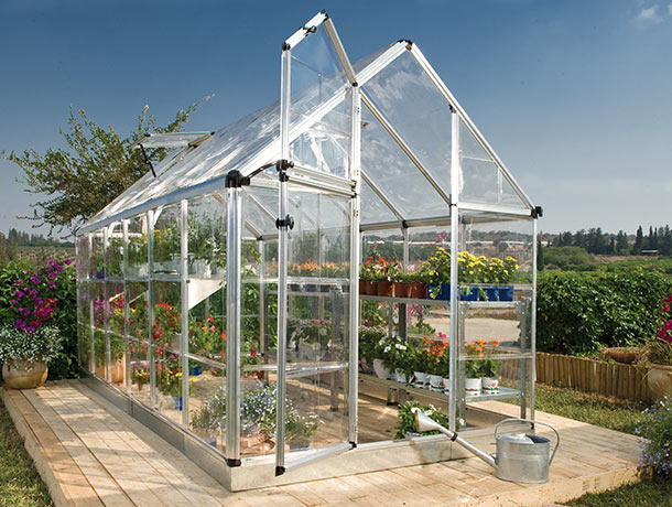 Tips for Installing Your Greenhouse