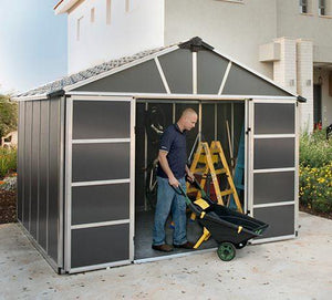 Storage Sheds - What to Expect