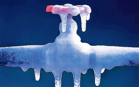 How Prevent or Fix Frozen Pipes