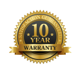 10 Year Warranty on Arrow Carports