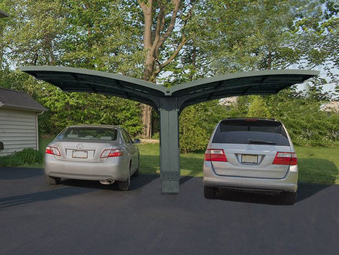 Winged Arizona Breeze Carport