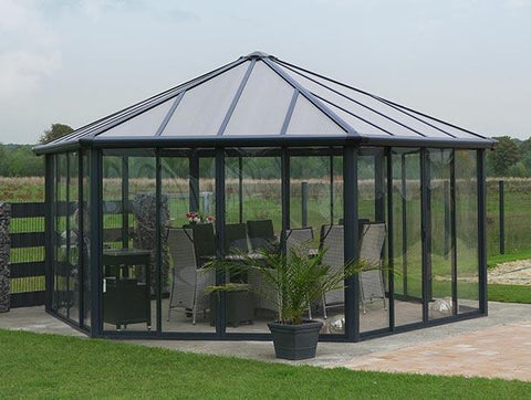 Garda Gazebo Sunroom Hexagon