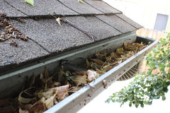 Clean Your Roof Gutters