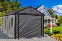 Carport Side Enclosure Kit 12x20